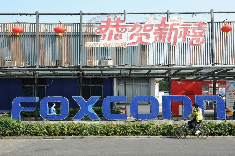Taiwan, China, labour, Foxconn